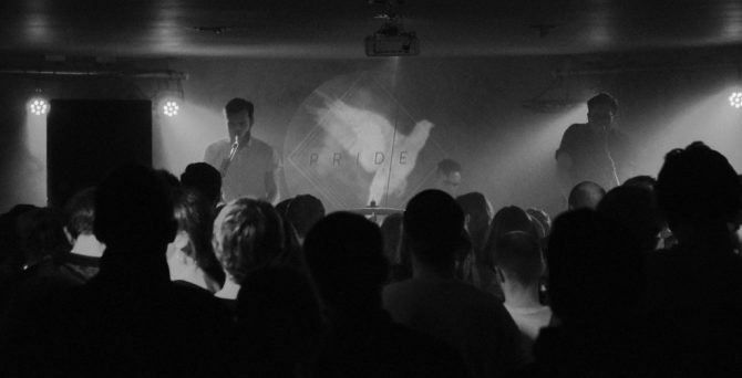 The Record Factory : Glasgow's newest live music venue